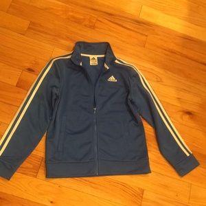 Adidas size M 10/12 sweatshirt.